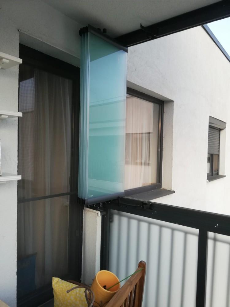 Inchideri balcoane cu sticla interior